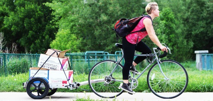 Pedal-power and Precision Revolutionize Food Rescue in Boulder