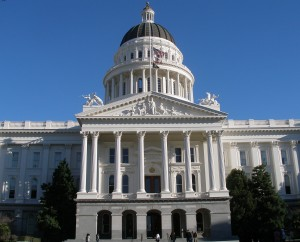 California State Capitol. Source: Wikimedia Commons