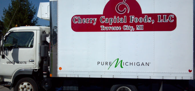 Food Hub Creates Transparent Local Value Chain in Northern Michigan's Cherry Country