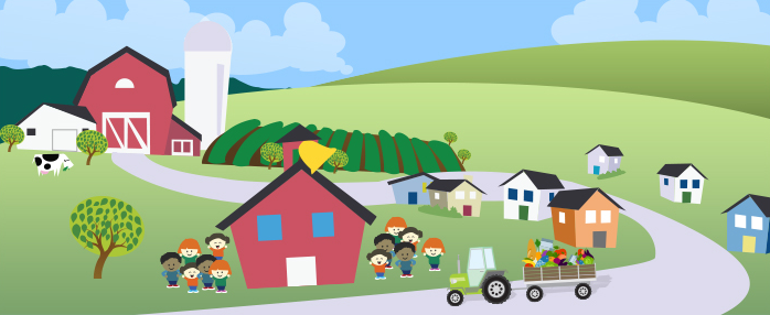 USDA Farm to School Census Shows Schools' Growing Interest in Serving Up Local