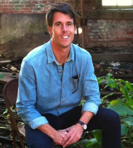 J.J. Reidy, founder of Urban Pastoral. Photograph courtesy of Urban Pastoral.