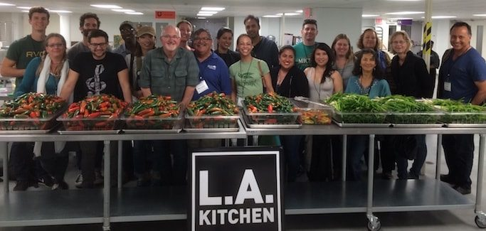 Second 'Future of Food' Field Trip Explores Community Development Endeavors in Los Angeles, CA
