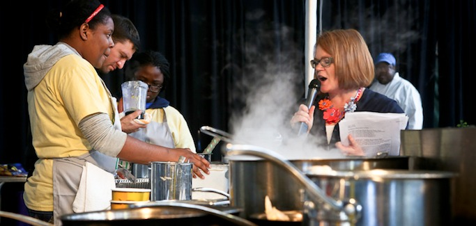 'Next Urban Chef' Program Stresses Importance of Local Food to Detroit Youth, Teams Students with Chefs