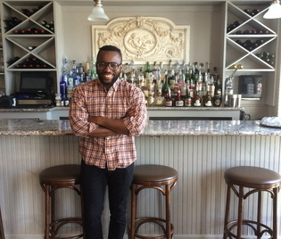 "Chef Tunde Wey is using a traveling pop-up restaurant featuring cuisine from his native Nigeria to facilitate conversations on ""Blackness in America."""
