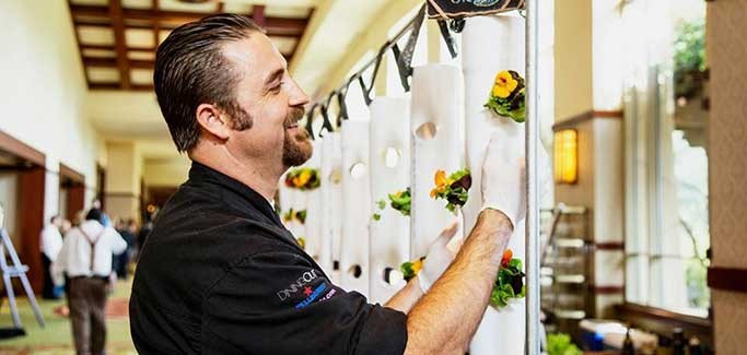 Urban Aquaponic Farmer and Chef Redefines Local Food in Orange County, CA