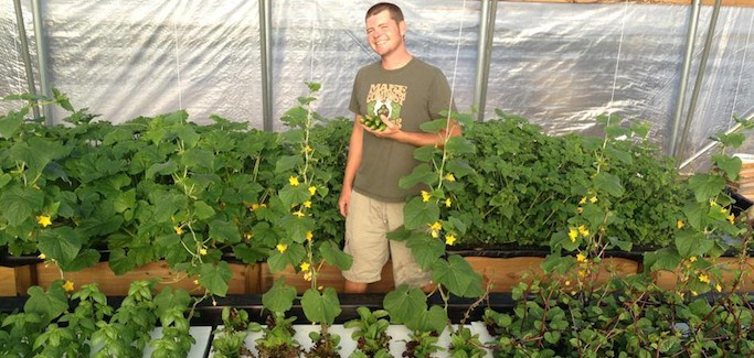 Five-acre Aquaponic Farm in Florida Finds Market for High-end Greens