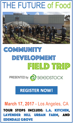 future of food community development field trip