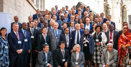 Credit: Municipal leaders from 113 cities gathered in Milan to talk urban agriculture policy.