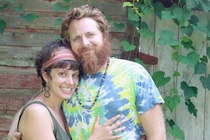 Missy Smith and Brett Ziegler. Photo Credit: Missy Smith.
