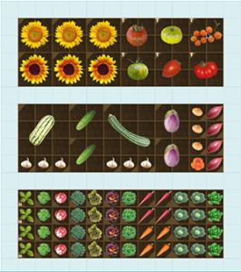 Smart Garden Layout Image courtesy of  Smart Living Studios, Inc.