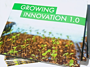 Growing Innovation Book Cover. Courtesy of  Jean Willoughby