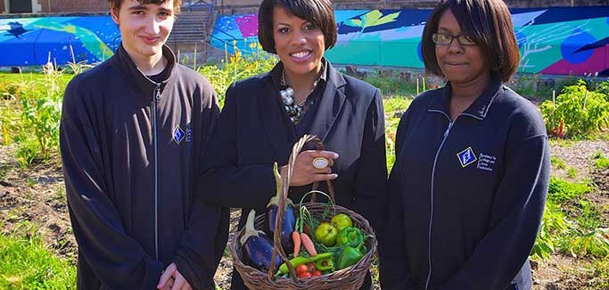 City of Baltimore Adopts Policies and Programs to 'Grow Local, Buy Local, Eat Local'
