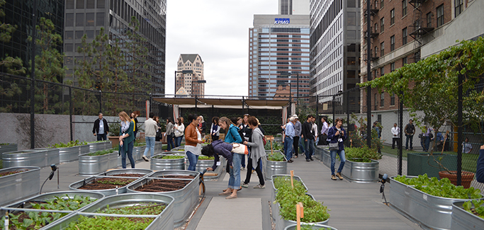 Local Food Marketplace and Urban Agriculture Take Center Stage at 3rd Annual Seedstock Conference