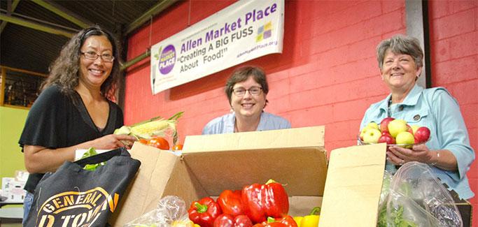 Michigan Market Serves Neighborhood with Incubator Kitchen, Indoor Market and Online Food Hub