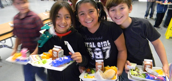 Farm-to-School Program Brings Fresh and Local Food to Riverside, CA School District