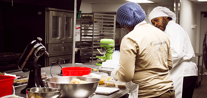 Detroit Program Turns Underutilized Spaces Into Incubation Kitchens