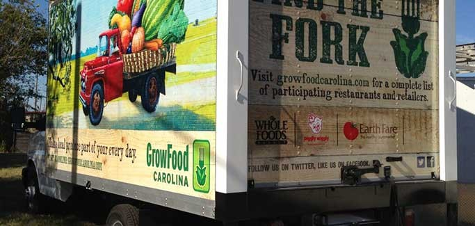 Charleston Food Hub Helps Farmers Make Local Connections