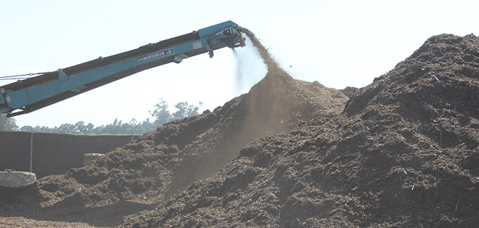 Fight Drought with Compost, University of California Riverside Expert Says