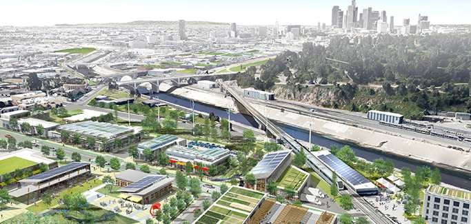From Concrete to Green: Urban Agriculture Initiative Seeks to Transform LA River into Ag Oasis