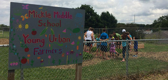Nebraska's Urban Community Gardening Scene Grows Produce and Relationships