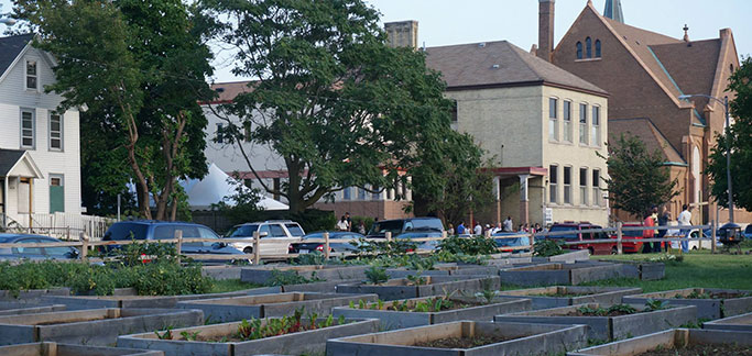 Post-Industrial Milwaukee Builds on Strong Urban Ag Community for a Fresh Economic Start