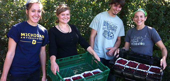 Ann Arbor CSA Solves 'Locavore's Dilemma' with Wintertime Produce