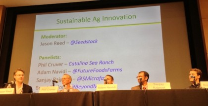 sustainable agriculture innovation