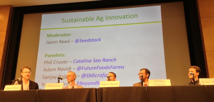 Attendees of Two-day Seedstock Conference at UCLA Affirm Promise of Sustainable Agriculture Future