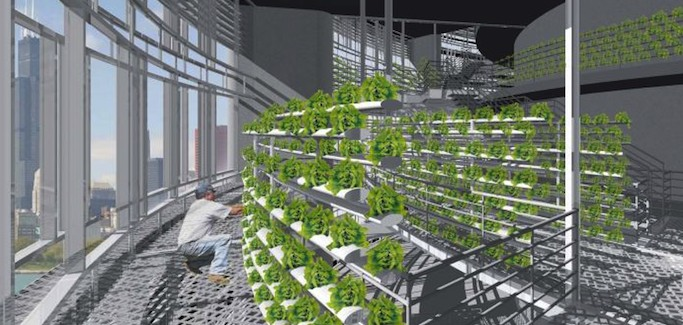 Vertical Farming Visionary Dr. Dickson Despommier Talks Challenges and Opportunities