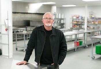 Robert Egger, founder of L.A. Kitchen