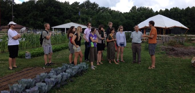 A Small Campus Farm in Indiana Spreads Big Ideas about Urban Agriculture