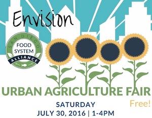 envision urban agriculture fair san diego food systems alliance