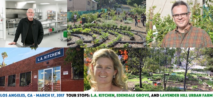 Future of Food Field Trip Speakers to Address Community Development, Food Justice and Access