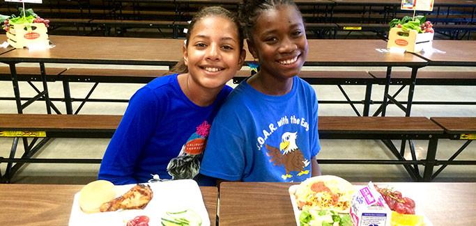 San Diego Unified's 'California Thursdays' Farm-to-school Program Growing Fast
