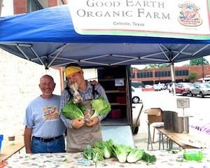good earth organic farm