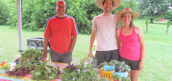 Canadian Start-up Incubator Offers New Organic Farmers a Chance to Look Before they Leap