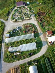 Oberlin Farm. Image courtesy of Oberlin Farm.