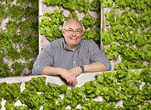 Dave Roeser, President of Garden Fresh Farms Photo Credit: Karin Martinson/Studio Caswell, Minneapolis