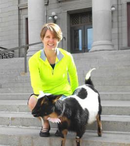 County councilor Jill Gaebler. Photo courtesy of Jill Gaebler.