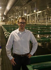 Justin Long, CEO. Photo courtesy Justin Long.