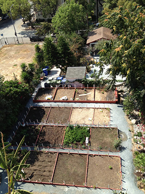 Photo courtesy of the LA Neighborhood Land Trust