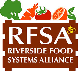 The Riverside Food Systems Alliance is striving for a thriving and equitable local foods system in Riverside and the surrounding areas. (image courtesy Seth Wilson/Riverside Food Systems Alliance)
