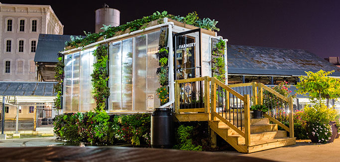 North Carolina Startup Seeks To Crossbreed An Urban Farm With A Grocery Store