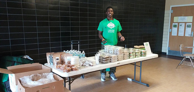 In Corner Stores Across Detroit, Mission-Driven Catering Service Spreads Gospel of Healthy, Local Food
