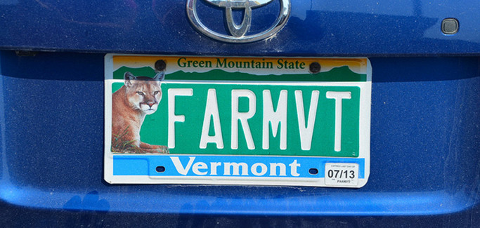 10 Reasons Vermont Deserves to Lead the Strolling of the Heifers' 2015 Locavore Index