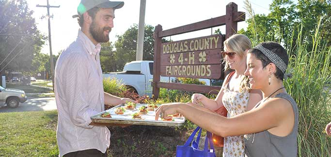 Lawrence, Kansas Works to Develop Urban Farming and Local Food Infrastructure
