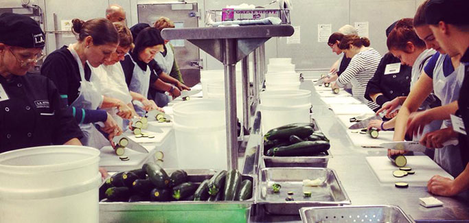 New L.A. Nonprofit Empowers the Disadvantaged to Reduce Waste and Build a Local Food System