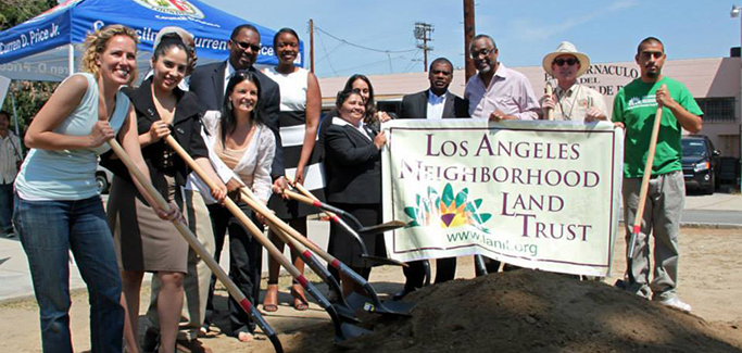 Land Trust Secures Vacant Lots for Urban Agriculture, Recreation in LA's Underserved Neighborhoods