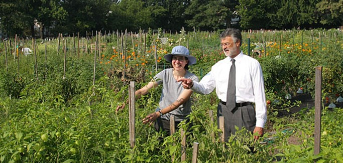 City of Cleveland Embraces Urban Agriculture through Zoning, Grants and Partnerships