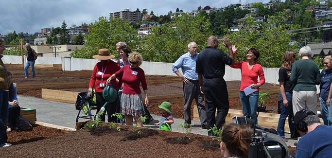 With Decades of Experience, Seattle Models Urban Agriculture for Cities